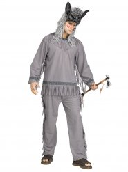 Kostume ulvejager til mænd