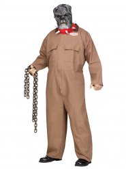 Blodtørstig hund - Halloween kostume