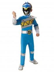 Blå Power Rangers™ kostume til børn
