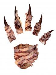 Tatovering til hænder - Halloween mumie