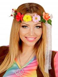 Hippie blomsterkrans til voksne