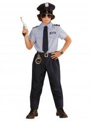 Frk police - Politikostume til børn