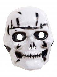Skelet maske til børn - Halloween