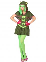 Kostumet sexet frø til kvinder