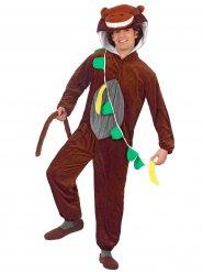 Kostume sjov abe brun til voksne