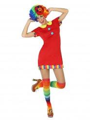 Kostume yndig cirkusklovn