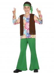 Kostume hippie til børn