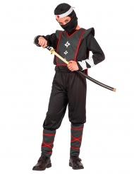 Japansk ninja - Ninjakostume til drenge