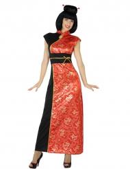Elegant kinesiskkostume til kvinder
