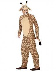 Kostume giraf til voksne