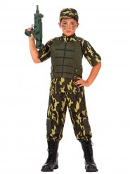 Camouflagedragt til børn