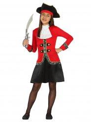 Kostume sørøver pirat til piger