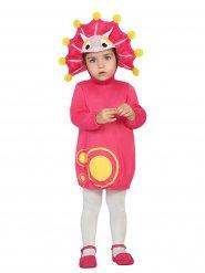 Dinosaur kostume lyserød