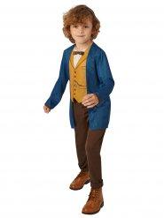 Kostume Newt Scamander klassisk til børn - Fantastiske Væsener