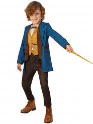 Kostume Newt Scamander luksus til børn - Fantastiske Væsener