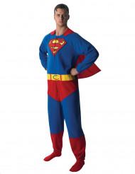 Kostume heldragt Superman™ til mænd