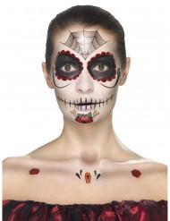 Prinsesse sminkekit til kvinder - Dia de los Muertos