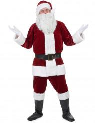 Kostume julemand luksus til voksne