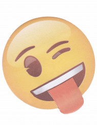 Blok crazy smiley Emoji™