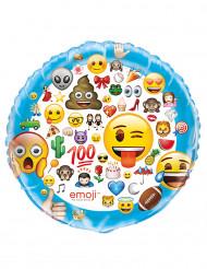 Ballon aluminium gigantisk Emoji™