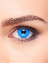 Fantasi linser blå 3 måneder - voksen