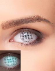 Hvide UV linser til voksne