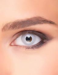 Sølvfarvet kontaktlinser til voksne