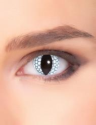 Kontaktlinser hvide drageøjne til voksne