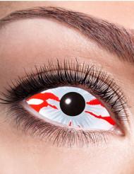 Blodig linse til Halloween