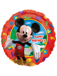 Ballon aluminium Happy Birthday Mickey™ 43cm