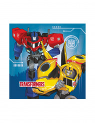Transformers™ servietter 20 stk.
