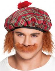Overskæg skotsk til voksne