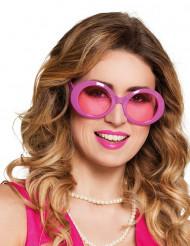 Disco brille i lyserød