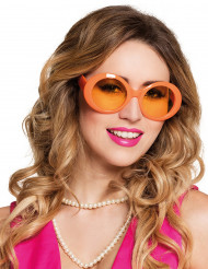 Disco brille i orange