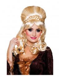 Paryk baronesse blond til kvinder