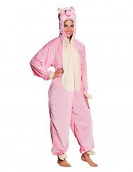 Kostume gris i plys til teenagere