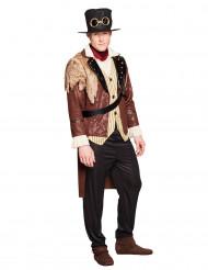 Kostume kaptajn til mænd Steampunk
