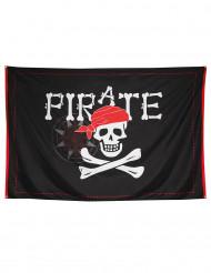 Piratflag 2 x 3 meter