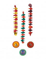 3 Indianerophæng 60 cm