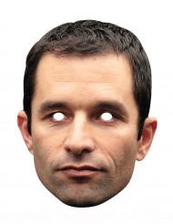 Maske i pap Benoît Hamon