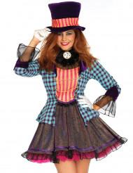 Kostume glinsende hattemager til kvinder