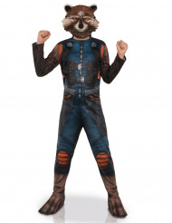 Kostume Rocket Racoon™ Guardians of the Galaxy 2™ til børn
