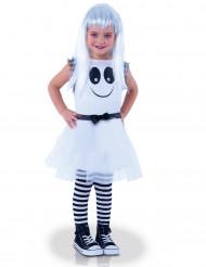 Kostume Lille Spøgelse med øjne til piger