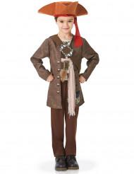 Kostume Jack Sparrow™ Pirates of the Caribbean™ Luksus til børn