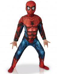 Kostume Spiderman™ Homecoming luksus til børn