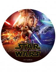 Sukkerdekoration Star Wars VII™ 20 cm