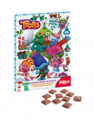 Julekalender chokolade Trolls™