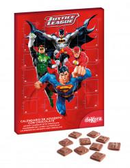 Adventskalender chokolade Justice League™