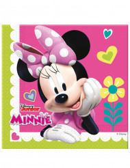 20 Papirservietter - Minnie Happy™ 33 x 33