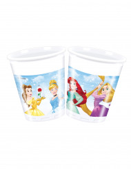 8 Plastikkrus 20cl Princesses Disney Dreaming™